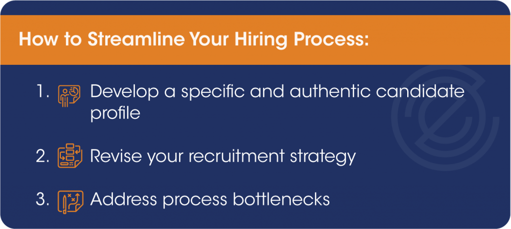 How to Streamline Your Hiring Process: