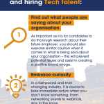 How to stay relevant in the IT industry when recruiting and hiring Tech talent