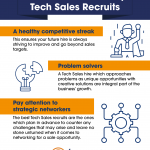 What to look for in Top Tech Sales Recruits