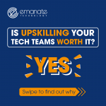 Is upskilling your tech team worth it?