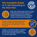 The Complete Guide to IT Job Searching in the New Year