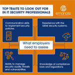 Top Traits to Look Out for in IT Security Professionals
